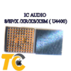 IC AUDIO IPHONE 8/8P/X /XR/XS/XSM